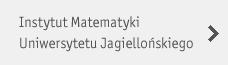 Instytut Matematyki Uniwersytetu Jagiellońskiego